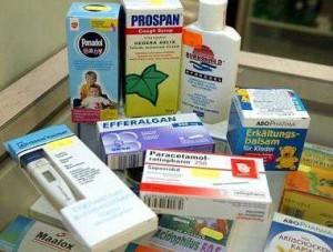 лекарства в дорогу