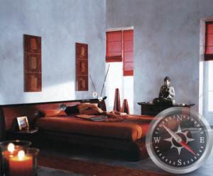 спальня по фен-шуй