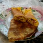 Omlet s nachinkoj