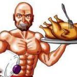 питание для увеличения мышечной массы спортсменов