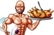 Питание для увеличения мышечной массы