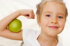Укрепление иммунитета ребенка: чем раньше, тем лучше