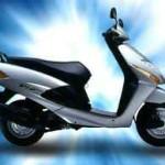 как завести скутер