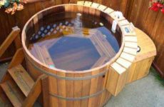 Особенности японской ванны — офуро