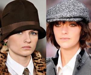Модные кепки и фуражки сезона осень-зима 2013-2014
