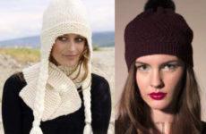 Модные женские головные уборы сезона осень-зима 2013-2014
