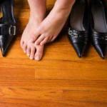 как влезть в тесную обувь