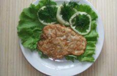 Легкий рецепт вкусных отбивных из куриного филе