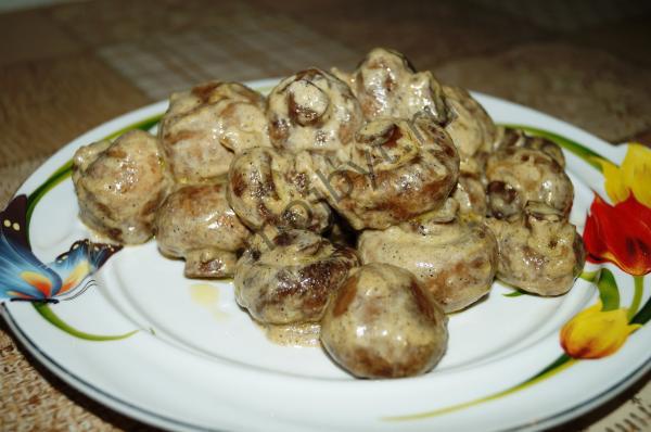 Рецепт курица в картофельном кляре рецепт