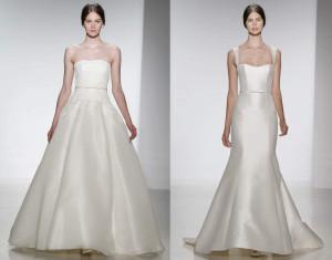 Свадебные платья Amsale