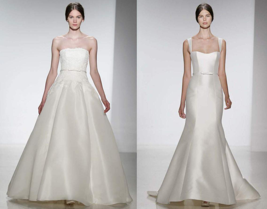 Модные свадебные платья в сезоне