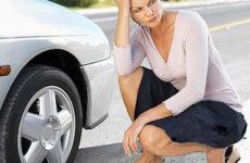 Как правильно и безопасно заменить пробитое колесо