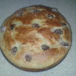 Воздушный легкий масляный пирог