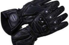 Выбираем мотоциклетные перчатки