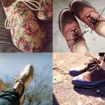 Обувь на низком ходу