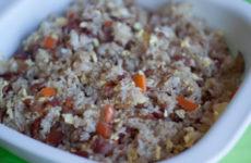 Обжаренный рис на завтрак от шеф-повара