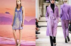 Направления моды в сезоне весна-лето 2014