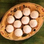 Пекановые шарики