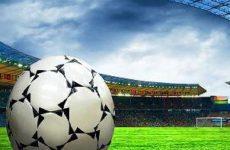 Инвентарь для игры в футбол