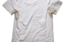 Как избавиться от пятен пота на одежде? Ответим!