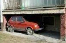 Удобный гараж: и для автомобиля, и для владельца