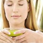 Легкая диета на зеленом чае