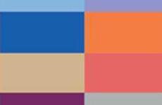 Самые актуальные цвета лета-2014