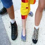 Подбираем обувь