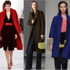 Сезон осень-зима 2014-2015: формируем модный гардероб