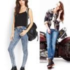 Модные джинсы сезона осень-зима 2014-2015