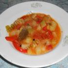 Рецепт «Постное овощное рагу»