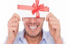 Что подарить на Новый год любимому мужчине? Ответим!