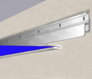 Прифиль для натяжного потолка