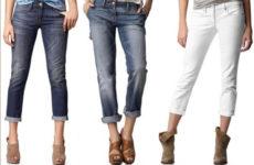 Весна-лето 2015 — модные модели джинсов