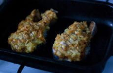 Рецепт форели под шубой в духовке